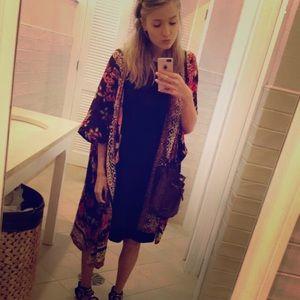 Beautiful black Tommy Bahamas dress